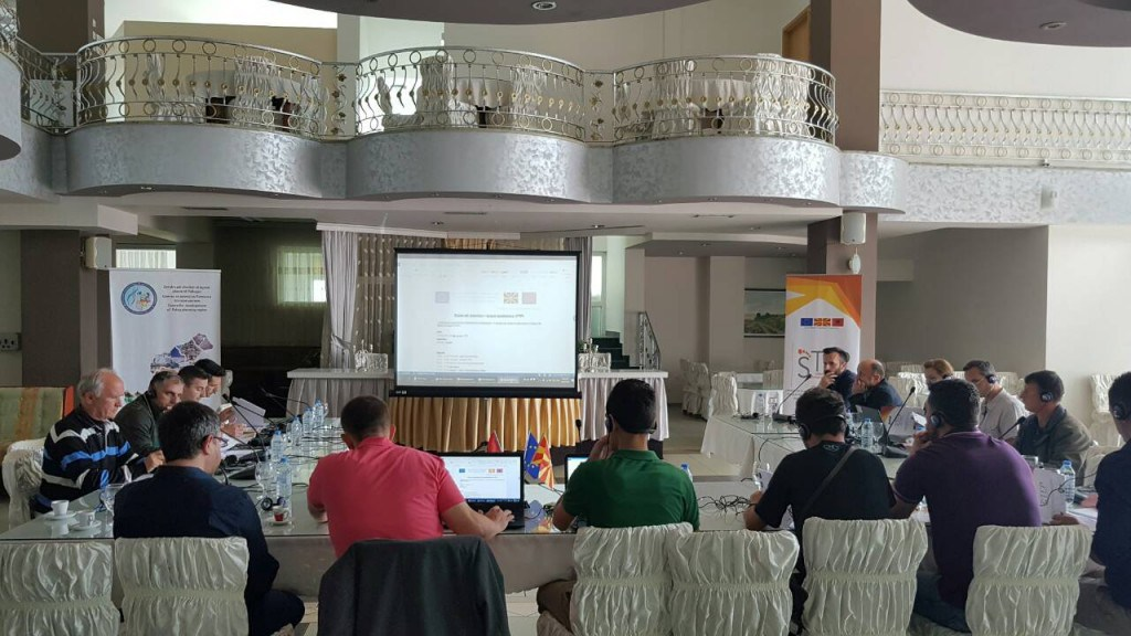 First constitutive meeting of the STEP network in the region of Polog and Elbasan (14 and 15 May)