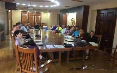 Second constitutive meeting of the STEP network in the region of Elbasan