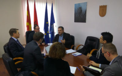 Memorandum of Cooperation signed between the Metamorphosis Foundation and Municipality of Gostivar
