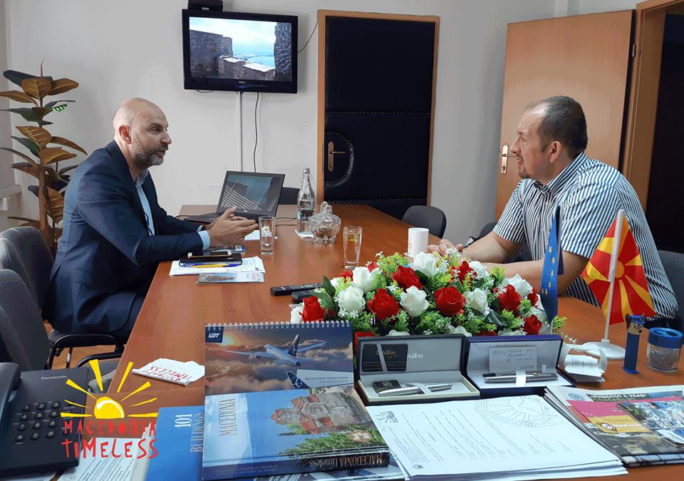 Aktivitete për rrjetëzimin e etniteteve të turizmit në kuadër të rrjedhës transparente të informacionit