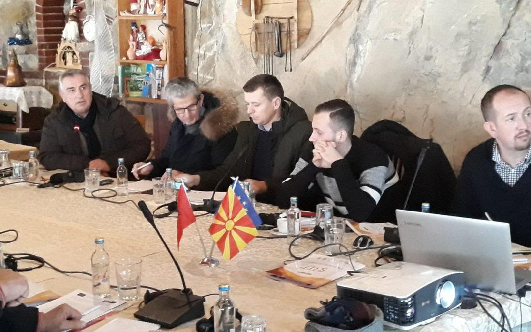 Трета заедничка средба за креиранје на рамката за заеднички меѓугранчни туристички пакети